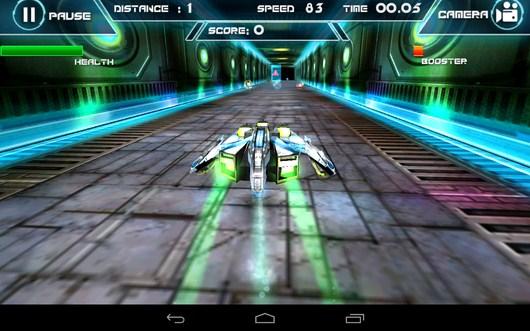 Набираем скорость - Future Racing 3D для Android