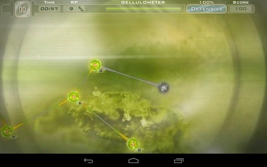 Последняя частица - Gelluloid для Android