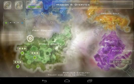 Полная карта - Gelluloid для Android