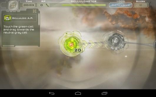 Начало завоевания - Gelluloid для Android