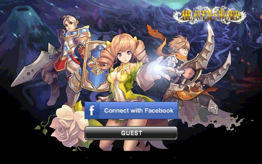 Ролевая игра Heaven Sword II для Android