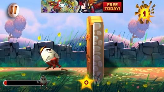 Подготовка к удару - Humpty Dumpty Smash для Android