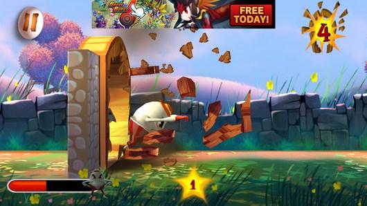 Ворота в дребезги -  Humpty Dumpty Smash для Android