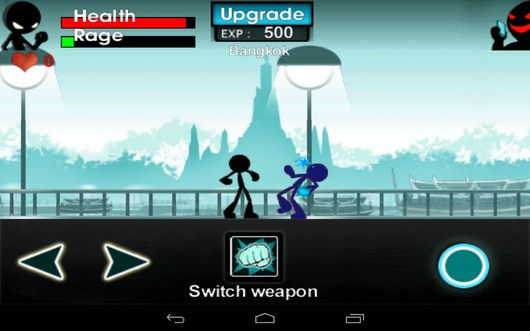 Первый бой - iKungfu для Android