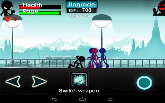 Супер удар - iKungfu для Android