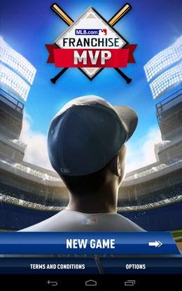 Трехмерный бейсбол - MLB Franchise