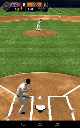 Отбиваем подачу - MLB Franchise