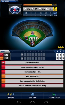 Автоматическия игра - MLB Franchise