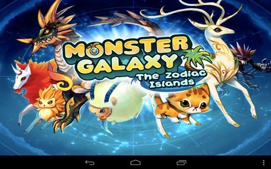 РПГ игра Monster Galaxy для Android
