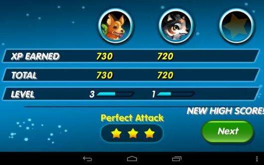 Очки стычки - Monster Galaxy для Android