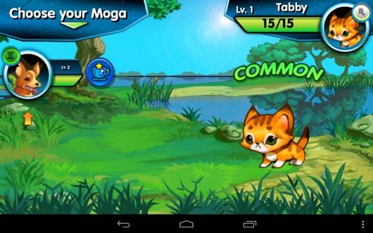 Первый бой - Monster Galaxy для Android