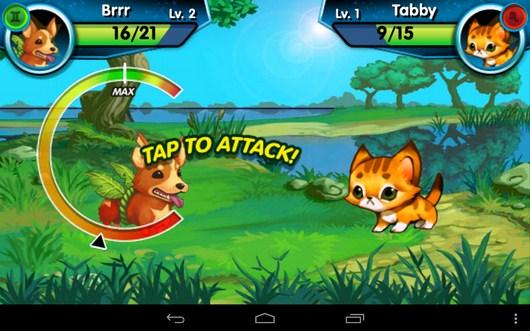 Сила удара - Monster Galaxy для Android