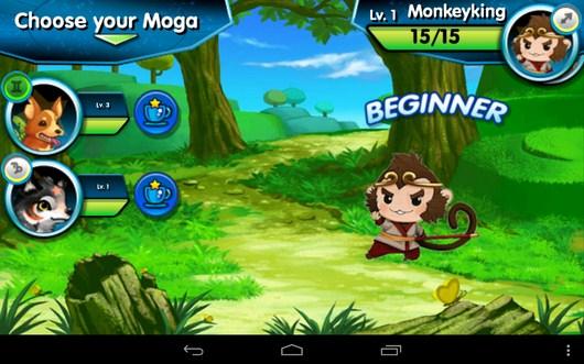Новый противник - Monster Galaxy для Android
