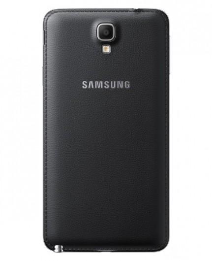 Samsung Galaxy Note 3 Neo в кожаном чехле