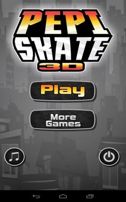 Ранер на скейте PEPI Skate 3D для Android