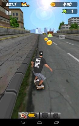 Монеты - PEPI Skate 3D  для Android