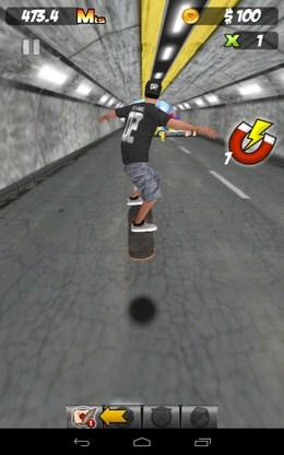 Прижок и бонус - PEPI Skate 3D  для Android