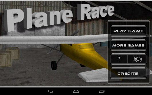 гонки на самолетах Plane Race для Android