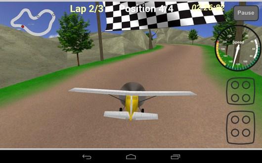 Финиш - Plane Race для Android