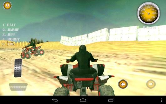 Прохождение чекпоинта - Quad Bike Race  для Android