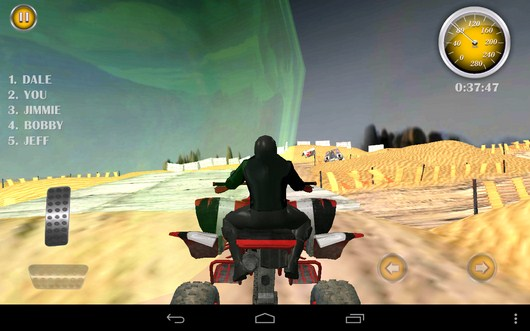 Мост - Quad Bike Race  для Android