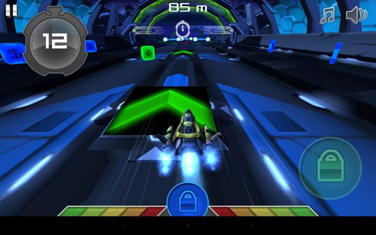 Начало гонки - Racer XT Free для Android