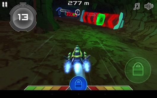 Новые препятствия - Racer XT Free для Android