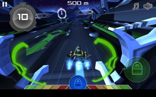Набиаем скорость - Racer XT Free для Android
