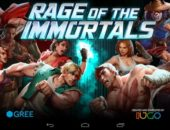 РПГ файтинги Rage of the Immortals для Android