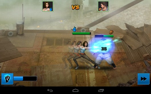 Супер удар - Rage of the Immortals для Android