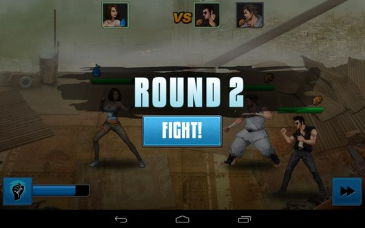 Новый раунд - Rage of the Immortals для Android
