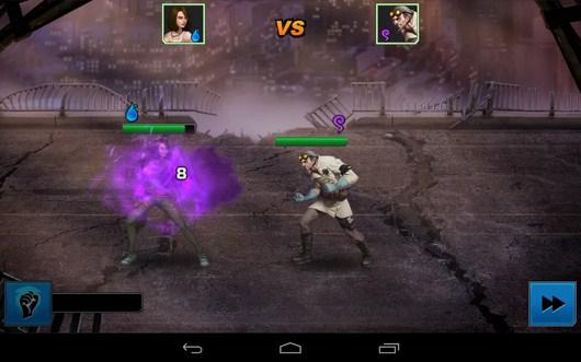 Бой - Rage of the Immortals для Android