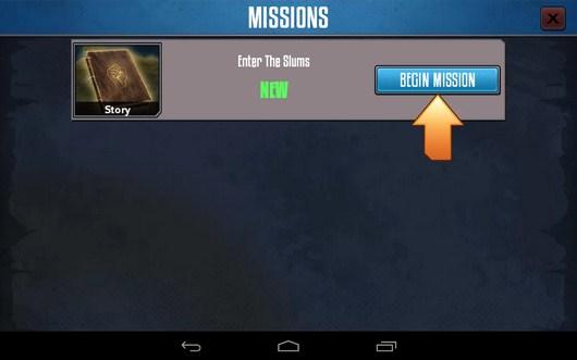 Миссия - Rage of the Immortals для Android