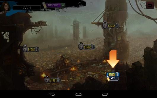 Локация - Rage of the Immortals для Android