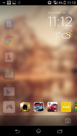 Игры - CM Locker для Android