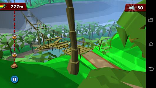 Мост -  - PITFALL! для Android