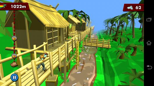 Деревня - PITFALL! для Android