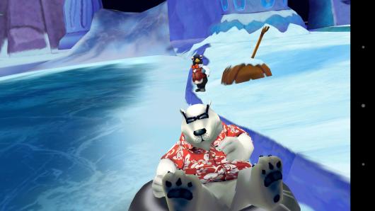 После игры - Polar Bowler для Android