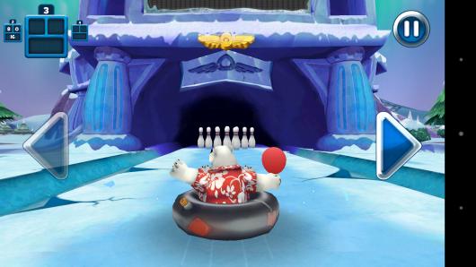 Кегли - Polar Bowler для Android