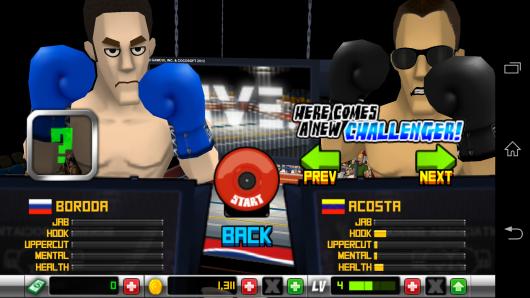 Противник - Punch Hero для Android