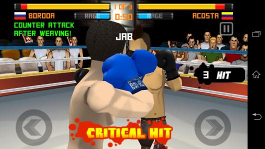 Бой - Punch Hero для Android