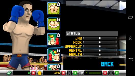 Магазин - Punch Hero для Android