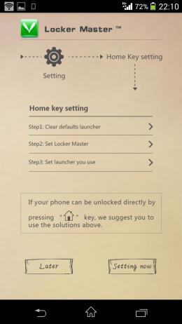 Обучение - Locker Master для Android
