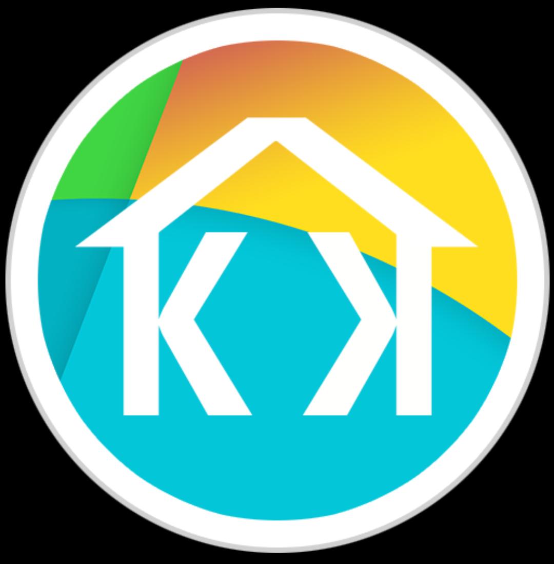 Иконка - KK Launcher (KitKat Launcher) для Android