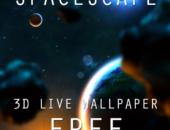 Иконка - SpaceScape 3D LWP для Android