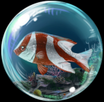 Иконка - Underwater World 3D для Android