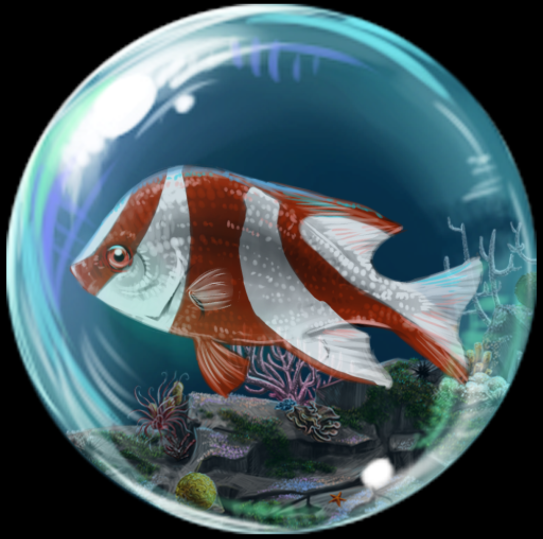 Иконка - Underwater World 3D для Android