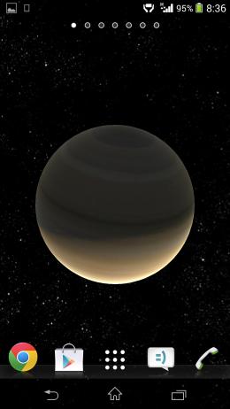Планет - Universe 3D для Android