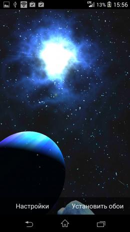 Предварительный просмотр - Asteroids 3D для Android