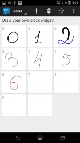 Цифры - DrawTime для Android